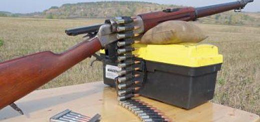 Замена винтовке Мосина - Винчестер