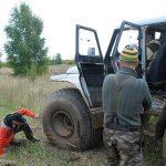 Егерь и охотовед — одни из самых опасных профессий в России